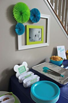 Dogs / Puppies Birthday Party Ideas | Photo 6 of 15 | Catch My Party