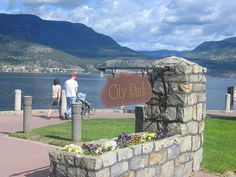 City Park, Kelowna -- Curated by: Planet Lazer Kelowna Things To Do In Kelowna, Social Club, Travel Stuff, Park City, British Columbia, Granite, Mount Rushmore, Parks, Stuff To Do