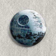 Boton Star Wars - Death Star