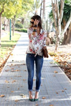 We Love Floral Prints.