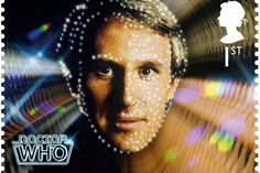 5th Doctor - Doctor Who 50th stamps - Imgur