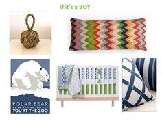 boy nursery inspiration via Shelter Interior Design