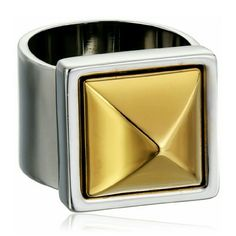Rebecca Minkoff Pyramid Ring Size 7 - NWT  Brand new, never worn, no damage.    Smoke-free, pet-free household.    No trades/swaps!   No holds!   No low-balling!   No PayPal!   ✔ Reasonable offers welcomed! Please use the offer button so I know you are serious about the item! I will not respond to price negotiations via comments.  ✔ I love bundling! Not only will you get ONE shipping fee, I will also discount your combined total! Please ask me in the comments!   Happy poshing!  Rebecca…