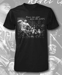 PREORDER: In Stock 12/31/12 Reserve Yours Today! No Bragging Rights. Black T-shirt. Front only.