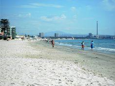 Playa del Rinconcillo de Algeciras