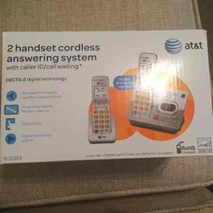 AT&T Cordless Answering System - Mercari: Anyone can buy & sell