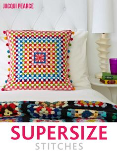 SS-Granny by Jacqui Pearce www.SupersizeStitches.com