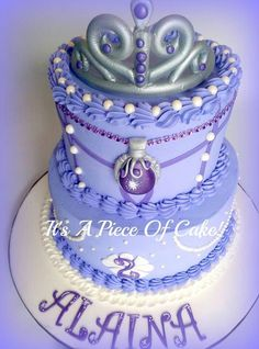 Sofia The First Cake Design Goldilocks : 1000+ images about Princess sofia cakes on Pinterest ...