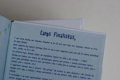 """Livro de Finalistas .Ilustrações personalizadas por """"Caderno de Pintar"""".  Print e Design: Ineditar©."""