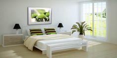 15 Ideas for Modern White Bedroom Design White Bedroom Design, White Interior Design, White Bedroom Furniture, Bedroom Colors, Bedroom Ideas, Cosy Bedroom, Bedroom Inspiration, Bedroom Designs, Contemporary Interior