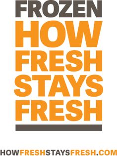Love Bakes Good Cakes: How Fresh Stays Fresh - The Benefits of Frozen Foods