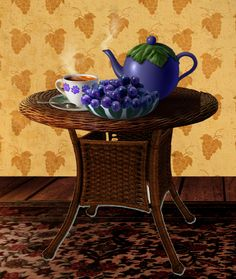 The cubs are drinking Sleepytime Kids Goodnight Grape Herbal Tea before they go to bed!