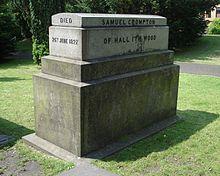 Samuel Crompton (1753 - 1827)