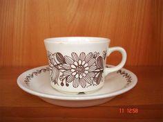 Arabia Elina Finland, Cupboard, Tea Pots, Pottery, Memories, Ceramics, Retro, Tableware, Vintage