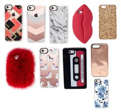 """""""Phone cases x"""" by kadz04 on Polyvore featuring Casetify, STELLA McCARTNEY, Nasty Gal, Wild & Woolly, Marc by Marc Jacobs and Rebecca Minkoff"""