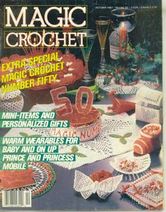 crochet pages 1 of 80 #crochet_magazine #crochet