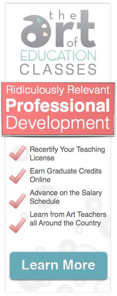Amazing professional development and online classes! I (Michele) am taking one now!