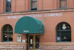 Wynkoop Brew Co. in LoDo (Denver). A great place to play pool and drink some good brews. They have some creative names for their beers.