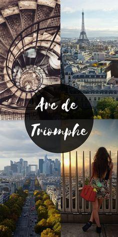 arc de triomphe paris visit france