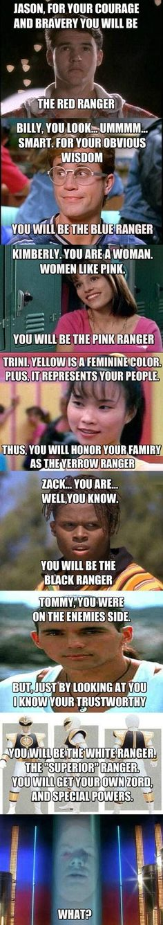 Power Rangers // funny pictures - funny photos - funny images - funny pics - funny quotes - #lol #humor #funnypictures