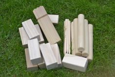 DIY: How to build and play your own Kubb set