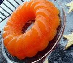 Jello Recipes, Cake Recipes, Marmalade, Cantaloupe, Jelly, Sweet Home, Ice Cream, Sweets, Fruit