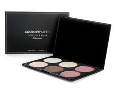 BH Cosmetics Contour & Blush Palette $18.95 (1/31/14)