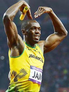 Bolt, Jamaica claim 400 relay gold