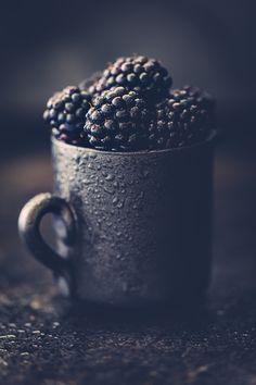 Blackberries by Corinna  Gissemann - Photo 152069215 - 500px