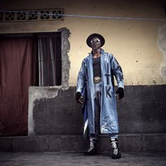 Colin Delfosse, congolese wrestlers