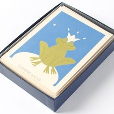 Frog Prince Notes by Crane & Co. Price $17.00