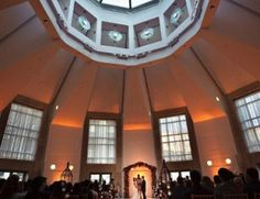 Ronald Reagan Building - Wedding DJ - Bryan George Music Services - Washington, DC