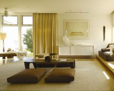 Bayshore Residence - Contemporary - Living room - Images by Chancey Design Partnership | Wayfair