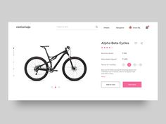 Rentomojo - Product Page Redesign by Divan Raj #Design Popular #Dribbble #shots