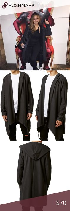 TOPMAN hoodie vest SZ XS   Denim vests, Colour gray and Flaws