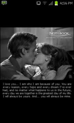 #TheNotebook