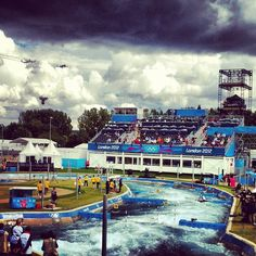 bemorephotos's photo  of Lee Valley White Water Centre on Instagram