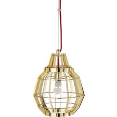 Weird and lovely industrial light that would look cool in my dining room.