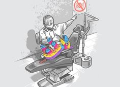 """No Sweets"" - Threadless.com - Best t-shirts in the world"