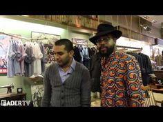 FADER TV: Shop Talk at Cockpit, via YouTube.