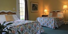 Bransfield, a room at Prairie Guest House