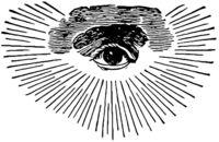 Masonic Eye Of Providence All Seeing Eye, Ways Of Seeing, Grande Loge De France, Eliphas Levi, Third Eye Blind, 3rd Eye, Eye Symbol, Religion, Psychedelic Music