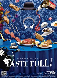 Making of HARBOUR CITY – TASTE FULL! Campaign | House of Beccaria~
