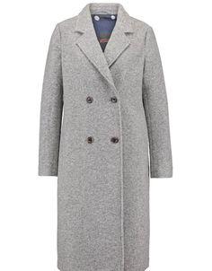 Mantel von Benue über zalando.de, ca. 150 €