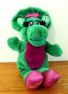 Vintage Baby Bop Plush 1992 Barney And Friends PBS TV Show For Kids Dinosaur Stuffed Animal Toys Dino Plushie Barney Toy Protoceratops - WordPress Web Sitesi 90s Childhood, Childhood Memories, Pbs Tv Shows, Baby Toys, Musik Player, Barney & Friends, 90s Toys, Vintage Toys, Dinosaur Stuffed Animal