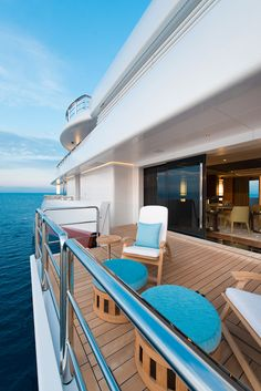 Nirvana by Oceanco: an exceptional, life-enhancing yacht - to discover : www.themilliardaire.co