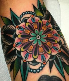 Tatoo couleurs