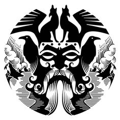 Odin Symbol: Best Viking Symbols that call up Odin's supreme power - Odin Symbol: Best Viking Symbols that call up Odin's supreme power In Norse mythology, Odin was t - Norse Tattoo, Celtic Tattoos, Viking Tattoos, Wiccan Tattoos, Inca Tattoo, Indian Tattoos, Thai Tattoo, Maori Tattoos, Tribal Tattoos