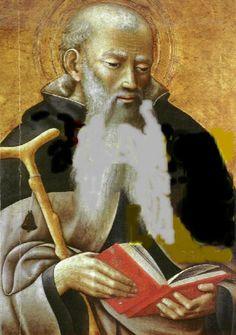 catholic monasticism   Catholic Fire: St. Anthony of the Desert