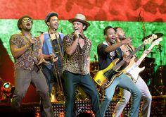 Bruno Mars - Bruno Mars - Moonshine Jungle Tour - Bridgestone Arena - Nashville